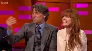 Ship To Wreck Florence The Machine Graham Norton BBC 1