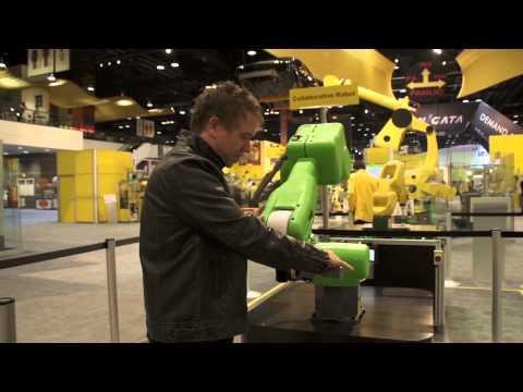 FANUC CERT Education CNC & Robot Training - IMTS 2014 Automotive Focus