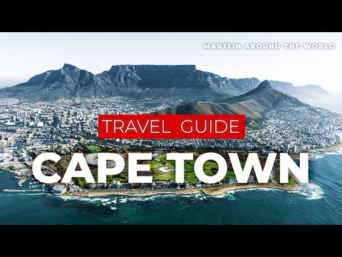 Cape Town Travel Guide // Must-see places South Africa Kaapstad