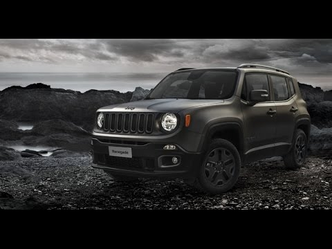 2016 Jeep Renegade (Night Eagle Edition)