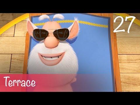 Booba - Terrace - Episode 27 - Cartoon for kids