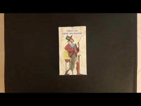 Tarot du III ème millénaire - Third millennium - Iassen Ghiuselev - Lo Scarabeo