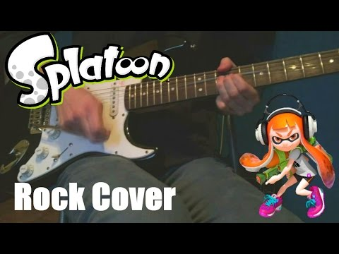 [hq]-splattack!---rock-cover-|-splatoon-theme