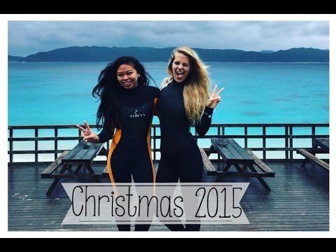 Okinawa! Christmas 2015
