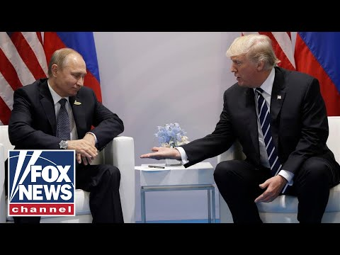 Trump speaks with