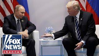 Trump speaks with Putin at G20 summit in Osaka, Japan