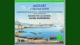 """Mozart : Cosi fan tutte : Act 2 """"O che bella giornata"""" [Fiordiligi, Ferrando, Dorabella, Guglielmo]"""