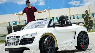 "NOSSO NOVO ""CARRO""! ( Audi R8 ) ‹ NeagleHouse ›"
