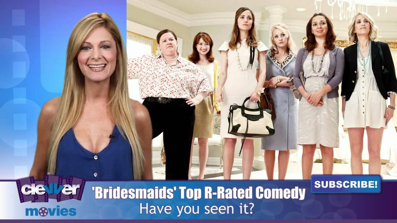 Brudepiger Bliver Bedste indtjening R-Vurderet Kvindelige Comedy-7542