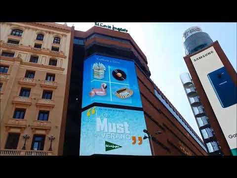 PLAZA DEL CALLAO. MADRID. ESPAÑA