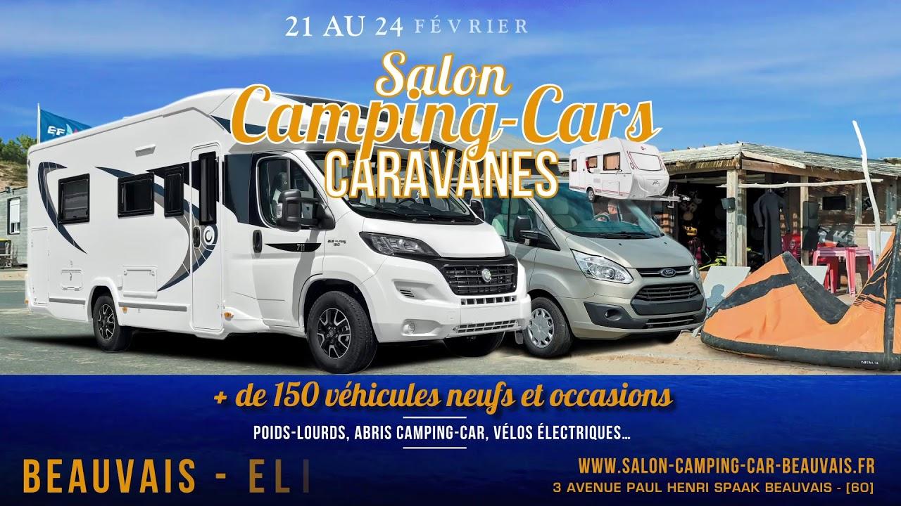 Salon Camping Car