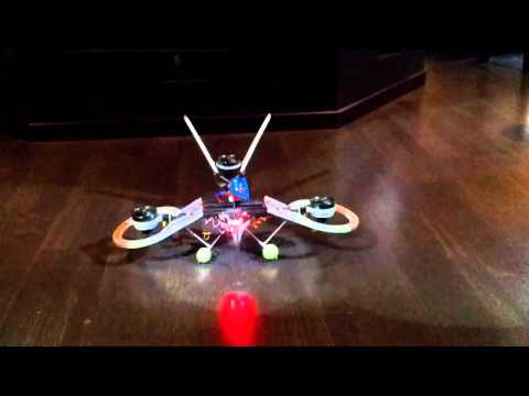 First HunterKiller EDF Tricopter