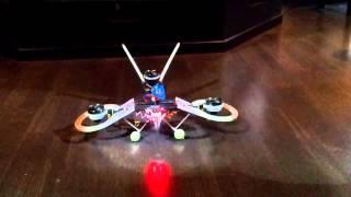 First HunterKiller EDF Tricopter