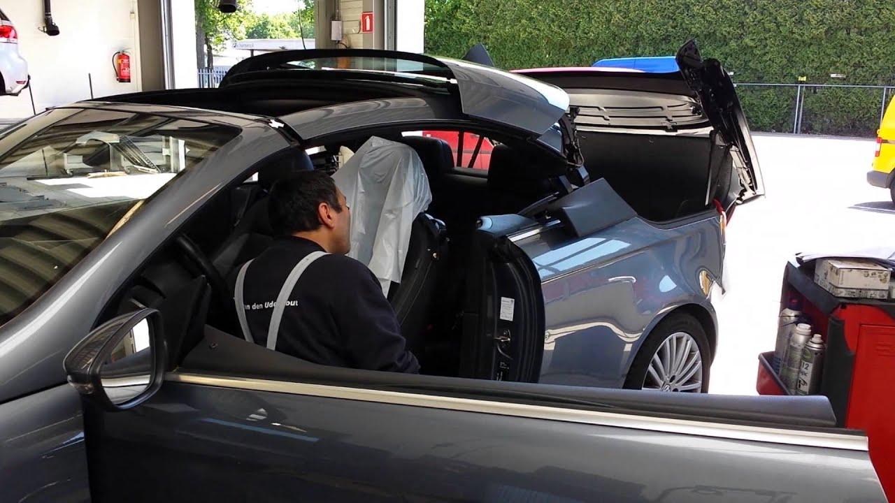 Volkswagen eos problems roof