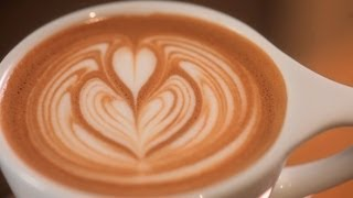 How to Add Layers to a Tulip | Latte Art