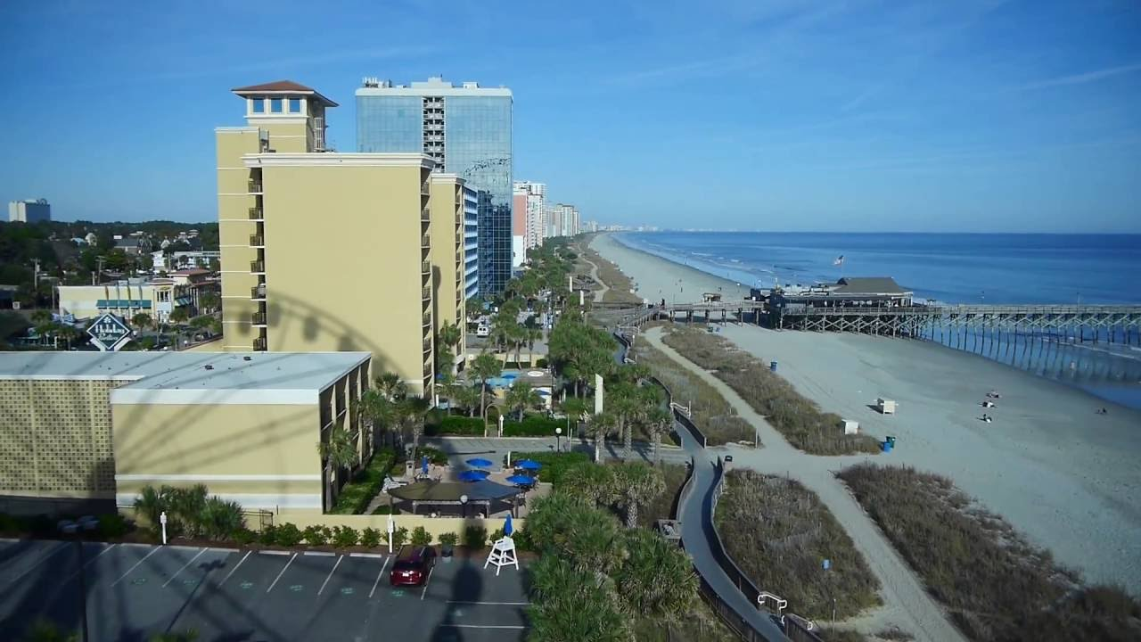 Hilton Grand Vacations Anderson Ocean Club Myrtle Beach Sc
