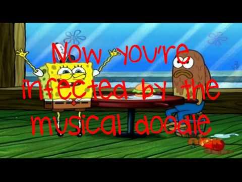 Musical Doodle lyrics - Spongebob