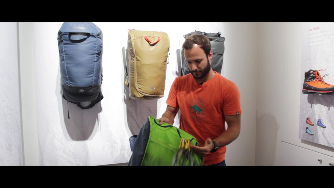 680f6bcc34 Mammut Neon Smart ad OutDoor 2017 - Summer 2018 - YouTube