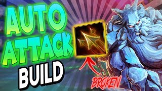 Smite: SEASON 5 Hunter's Blessing YMIR BUILD - THIS NEEDS TO BE FIXED!