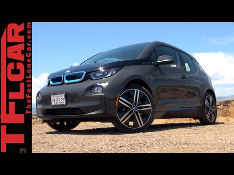 2015 Bmw I3 0 60 Mph Review A Day In The Life Of An Electric Car Ii
