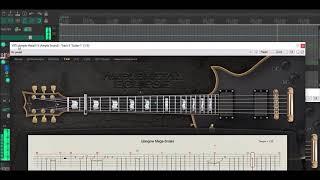 Mogwai Glasgow Mega Snake VSTi Guitars