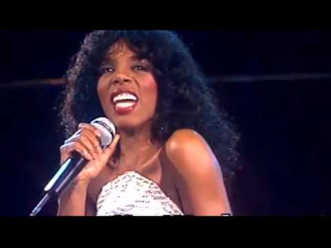 Donna  Summer  --  She  Works  Hard  For  The  Money Video  HQ