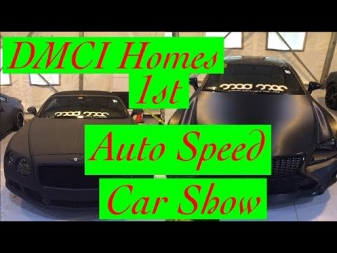 DMCI Homes To Host First Auto Speed Show Motion Cars | Auto Speed Car Show | Auto Speed Show