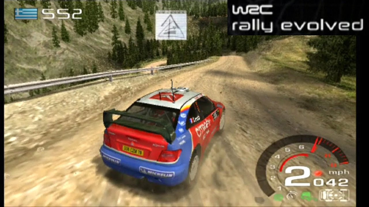 wrc rally evolved ps2 youtube. Black Bedroom Furniture Sets. Home Design Ideas