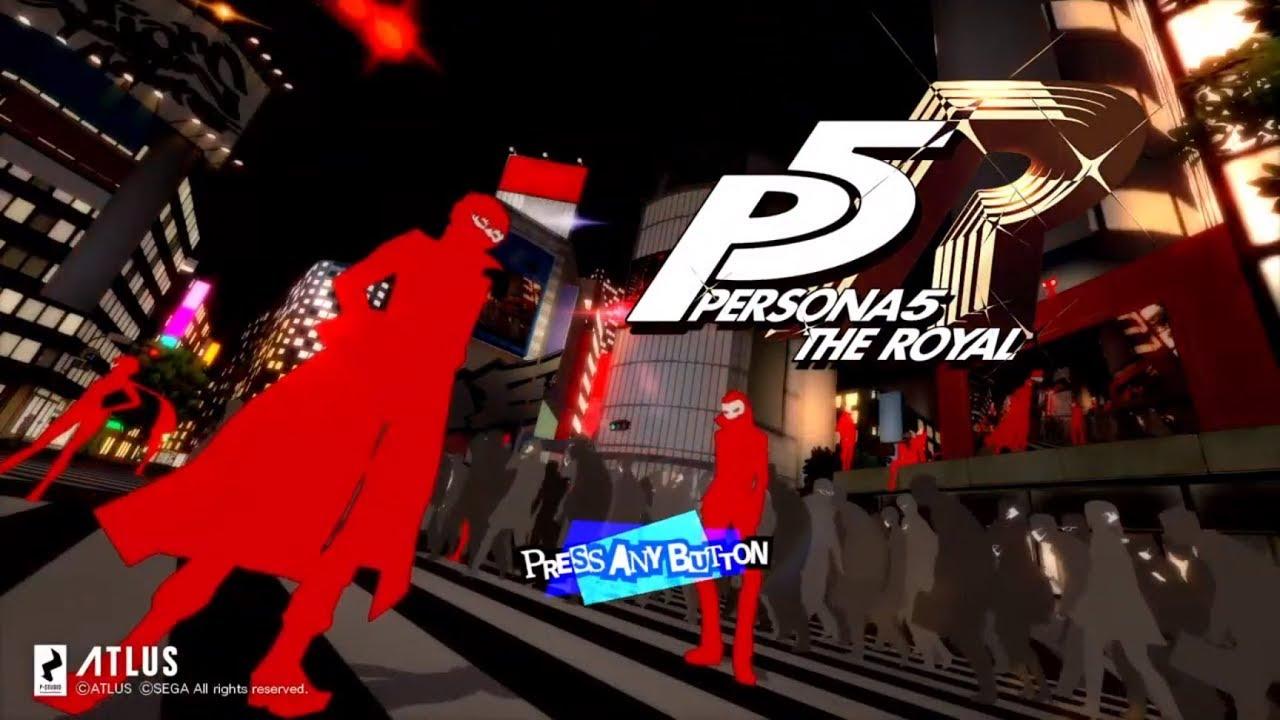 実況無し)ペルソナ5R(1)プロローグ ストーリー攻略プレイ