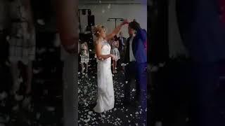 Мы вдвоём Наргиз и Фадеев Свадебный танец жениха и невесты  Brautpaar Tanz