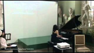 Mazurek a-moll op. 17 nr 4, F. Chopin - Shoko Miyake