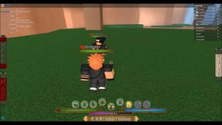 ROBLOX Shinobi Life - All Taijutsu Moves