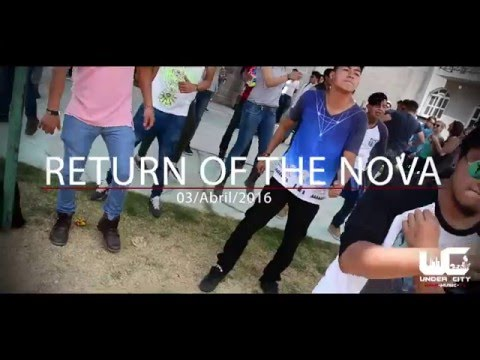 █ █ Return of the Nova █ █ POP ART | AFTER MOVIE | By INNOVA RECORDINGS MX.
