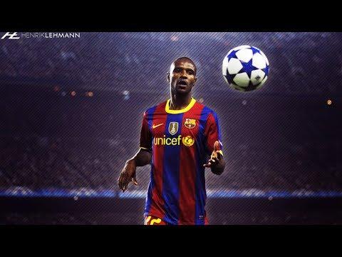 Éric Abidal ● FC Barcelona ● 2007-2013 HD
