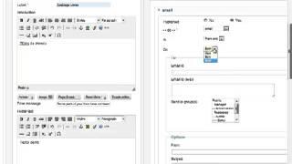 Taller de introducción al componente Fabrik para Joomla