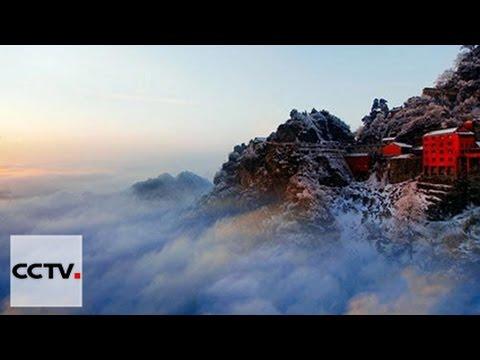 Тайцзи в горах Уданшань Серия 1 Телесное и бесформенное