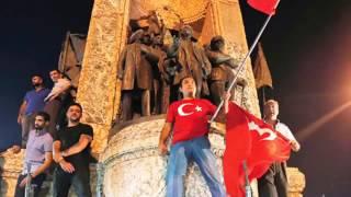 15 Temmuz Marşı Başkomutan Erdoğan