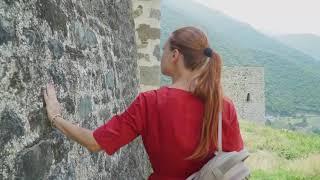 Башни Эрзи, Республика Ингушетия - Карачаево-Черкесская Республика