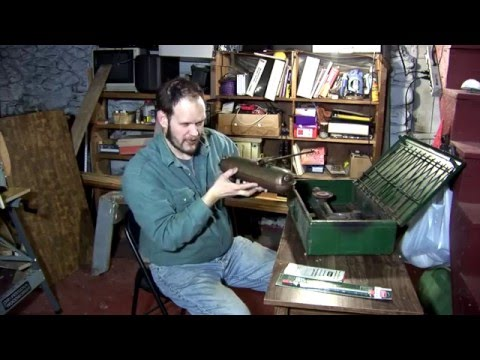 How to Rebuild a Coleman 413E - Lantern Lab Episode 7