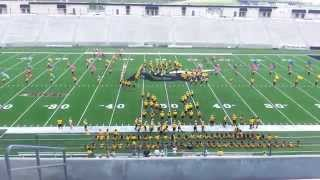 ASU Summer Band Camp Performance 2014