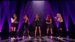 Little Mix get a FIFTH member - The X Factor 2011 Live Final - itv.com/xfactor