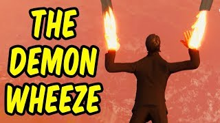 The Demon Wheeze - Fortnite Battle Royale Funny Moments