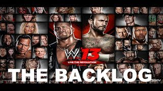 BacklogMania - WWE '13