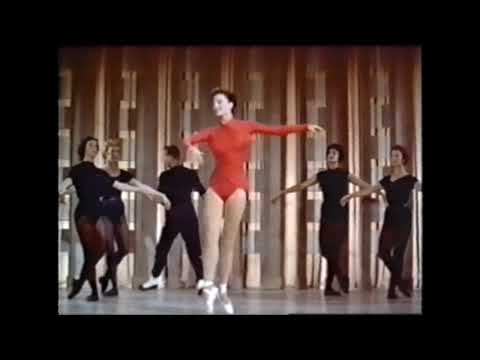 Cyd Charisse - First Dance in