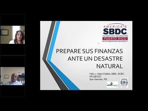 Prepare sus Finanzas ante un Desastre Natural