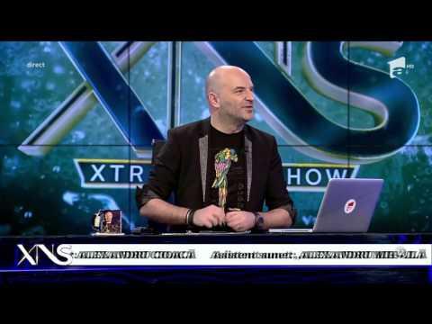 """Prezentatorul de la """"Xtra Night Show"""", anunţ important: """"Cu cine să-l înlocuim pe Capatos?"""""""