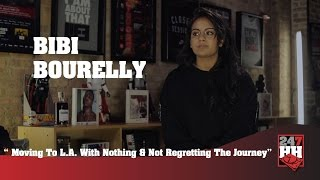Bibi Bourelly  - Moving To L A  With Nothing & Not Regretting The Journey (247HH Exclusive)