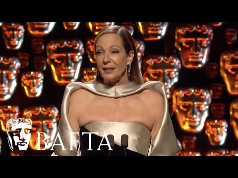 Allison Janney wins Supporting Actress | EE BAFTA Film Awards 2018