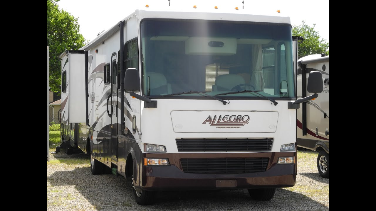 Sold  2008 Tiffin Rv Allegro 32ba Class A Motorhome I94rv