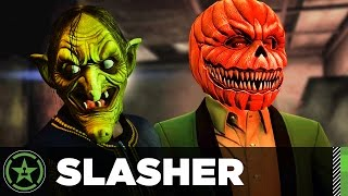 Let's Play: GTA V - Slasher